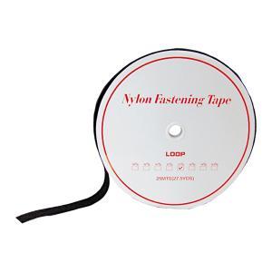 強力マジックテープ 両面テープ メス のりなし 25mm×25M|toolshop-dream