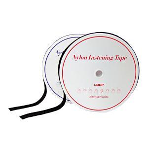 強力マジックテープ 両面テープ オス メス のりなし 25mm×25M|toolshop-dream