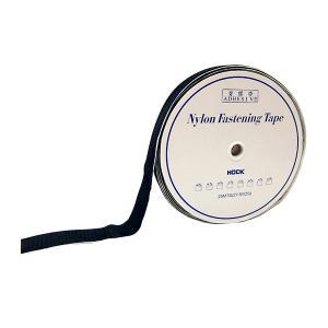 業務用 超強力 面ファスナー 黒 幅50mm×25Mオスのみ強粘着裏糊付 マジックテープ toolshop-dream