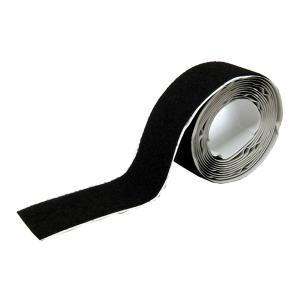 業務用 超強力 面ファスナー 黒 幅50mm×3Mメスのみ強粘着裏糊付 マジックテープ|toolshop-dream