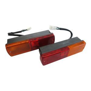 汎用テールランプユニット 左右セット 12V21W/5 12V21W|toolshop-dream