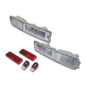 ダイハツ ハイゼットカーゴ オールクリア テールランプユニット セット|toolshop-dream