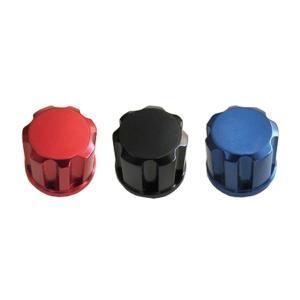 ホイールナット 国産品 ショート ロックナット アルミ製 花びら型 25mm|toolshop-dream
