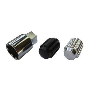 ホイールナット クロモリ スチール ショート ロックナット 19HEX 国産|toolshop-dream