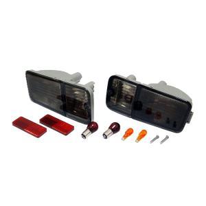 ダイハツ ハイゼットトラック 210系 スモーク仕様 テールランプユニット左右セット|toolshop-dream