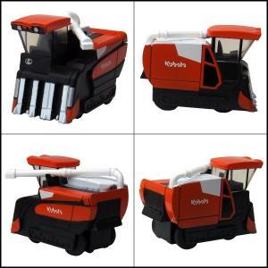 クボタトラクター プルバックミニカー 3台セット 頒布品/限定品 専用クリアケース付|toolshop-dream|02