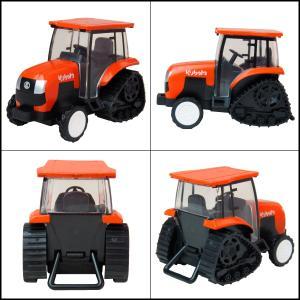 クボタトラクター プルバックミニカー 3台セット 頒布品/限定品 専用クリアケース付|toolshop-dream|03
