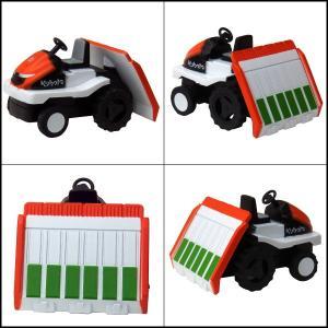 クボタトラクター プルバックミニカー 3台セット 頒布品/限定品 専用クリアケース付|toolshop-dream|04