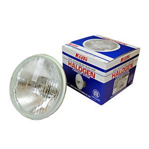 小糸 ヘッドライト 丸4灯式 ハイロー兼用 外側|toolshop-dream