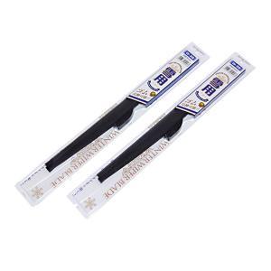 ホンダ アクティトラック (2009.12〜) 雪用ワイパー グラファイトゴム セット|toolshop-dream