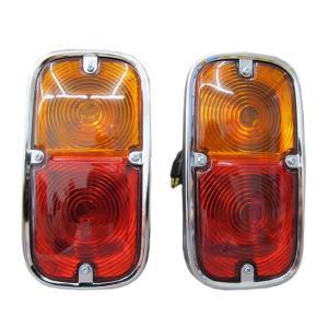 1970年型 いすゞ  エルフ用 テールランプユニット 左右セット|toolshop-dream
