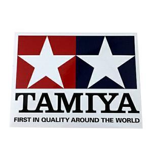 タミヤ 公式ステッカー 横200mm x 縦155mm|toolshop-dream