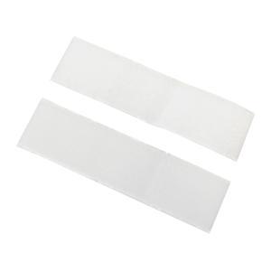 業務用 超強力 面ファスナー 白 幅50mm×20cmオスメスセット強粘着裏糊付 マジックテープ|toolshop-dream