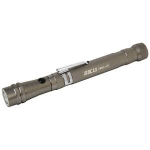 SK11・LEDライト付マグネットバー・SMB-4R toolsneo