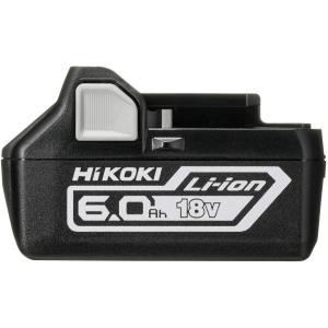 日立工機 18Vリチウムイオン電池 6.0Ah BSL1860  メーカ2年保障付|toolstakumi