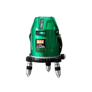 MAX レーザ墨出器 (電子整準) フルライン LA−S801DG|toolstakumi