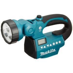 マキタ 充電式ライト付ラジオ MR050 14.4/18V|toolstakumi