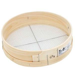 千吉 木製砂フルイ(丸型)35cm 6.0MMの関連商品9