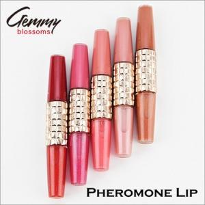 ジェミーブロッサムズ フェロモンリップ(選べるカラー) MEGUMIプロデュース  送料無料 Gemmy Blossoms(あすつく)|top-salon-cosme