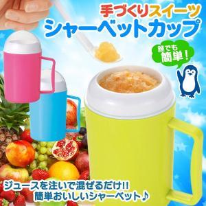 ◆ついで買いセール◆ 好きなジュースで簡単本格シャーベット!...