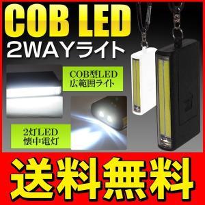 ◆メール便送料無料◆ NEW!超高照度 COB型LED広範囲...
