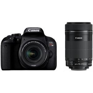 キャノン デジタル一眼レフカメラ Canon EOS Kis...