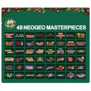 NEOGEO mini Christmas Limited Edition ネオジオミニ クリスマス限定版|topatokyo|03
