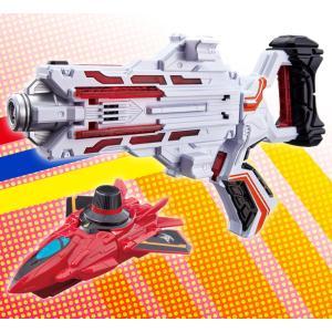 在庫あり VSビークルシリーズ ダブル変身銃 DX VSチェンジャー ルパンレッドセット バンダイ