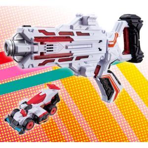 在庫あり VSビークルシリーズ ダブル変身銃 DX VSチェンジャー パトレン1号セット バンダイ