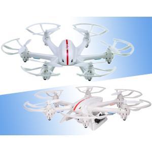 在庫あり G-FORCE GM801  X800 FPV (ホワイト)   2.4GHz 4ch  Quadcopter ラジコン|topgear-web