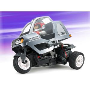 在庫あり タミヤ トリプルホイールシリーズ 1/8 ダンシングライダー 組立キット T3-01シャーシ 57405 ラジコン