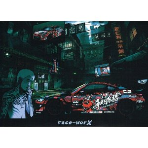 FACE-Worx 74087 FaceWorx The Pig Club 2014 デカールセット FWD040|topgear-web