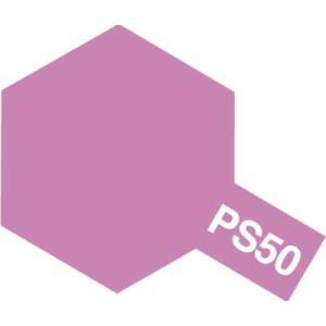 タミヤ PS-50 ポリカボネート用スプレー スパークピンクアルマイト|topgear-web