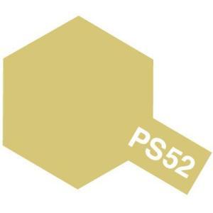タミヤ PS-52 ポリカボネート用スプレー シャンパンゴールドアルマイト|topgear-web