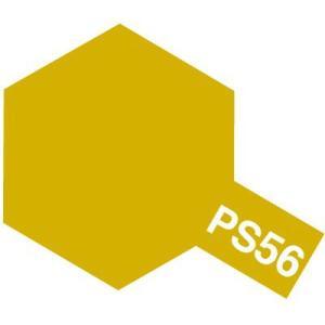 タミヤ PS-56 ポリカボネート用スプレー マスタードイエロー|topgear-web