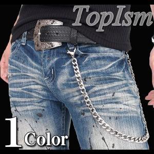 ウォレットチェーン メンズ ステンレス メンズアクセサリー アクセサリー メンズアクセ メンズファッション 通販|topism