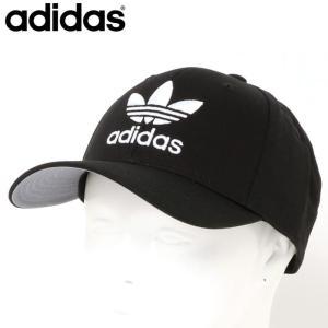 アディダス オリジナルス adidas Originals トレフォイルロゴ ベースボールキャップ 帽子 CL5201 topism
