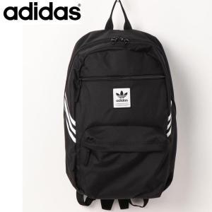 アディダス オリジナルス adidas Originals トレフォイルロゴ サイドスリーストライプ バックパック EV8026 バッグ 鞄 カバン|topism
