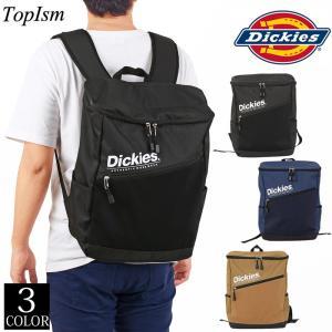 Dickies ディッキーズ リュック メンズ リュックサック デイパック バックパック 大容量 B4 PC収納 男性 通勤 通学 男女兼用 ブランド  軽量|topism