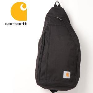 carhartt カーハート ワンショルダー バッグ メンズ レディース MONO SLING ワンポイント スリングバッグ ボディバッグ|topism
