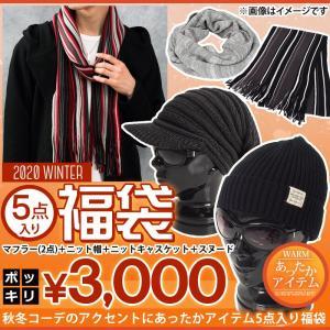 福袋 2017 メンズファッション 6点入り福袋 TopIsm ニット トップス 秋冬 2016|topism