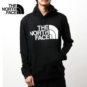 THE NORTH FACE ザ ノースフェイス プリント スウェット プルオーバー パーカー|topism