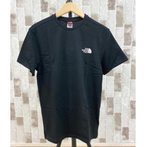 THE NORTH FACE ザ ノースフェイス ワンポイント ロゴ 半袖Tシャツ SIMPLE DOME TEE メンズ ブランド|topism