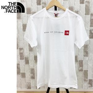 THE NORTH FACE ザ ノースフェイス ハーフドーム BOXロゴ クルーネック 半袖 Tシャツ NSE TEE メンズ ブランド|topism