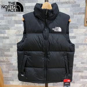 THE NORTH FACE ザ ノースフェイス リアルダウンベスト 1996 RETRO NUPTSE GILET ナイロンジャケット アウター メンズ ブランド|topism