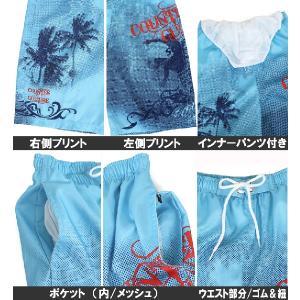 水着 メンズ サーフパンツ 海パン 海水パンツ COUNTER CULTURE カウンターカルチャー|topism|03