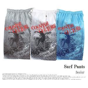 水着 メンズ サーフパンツ 海パン 海水パンツ COUNTER CULTURE カウンターカルチャー|topism|04