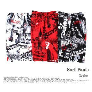 水着 メンズ サーフパンツ 海パン 海水パンツ COUNTER CULTURE  カウンターカルチャー|topism|02