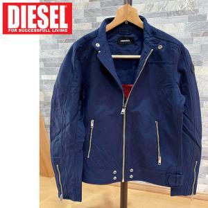 DIESEL ディーゼル ライダースジャケット シングル J-STREET メンズ ブランド|topism