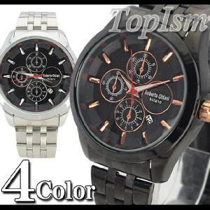 腕時計 メンズ クォーツ ステンレス 新作 2013 メンズウォッチ ウォッチ メンズファッション 通販|topism